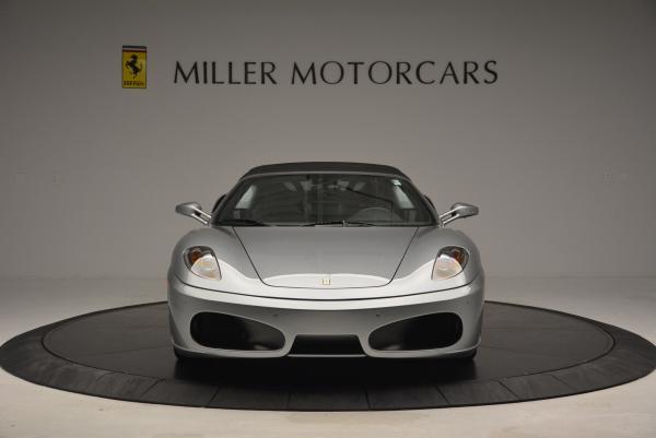 Used 2009 Ferrari F430 Spider F1 for sale Sold at Alfa Romeo of Greenwich in Greenwich CT 06830 24
