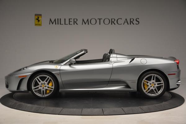 Used 2009 Ferrari F430 Spider F1 for sale Sold at Alfa Romeo of Greenwich in Greenwich CT 06830 3