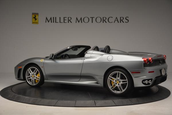 Used 2009 Ferrari F430 Spider F1 for sale Sold at Alfa Romeo of Greenwich in Greenwich CT 06830 4
