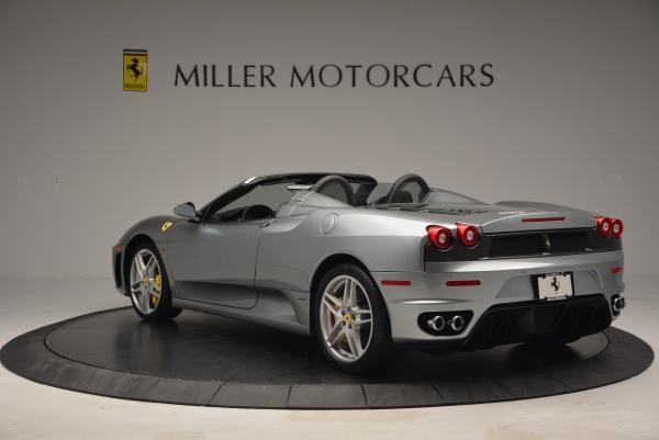 Used 2009 Ferrari F430 Spider F1 for sale Sold at Alfa Romeo of Greenwich in Greenwich CT 06830 5