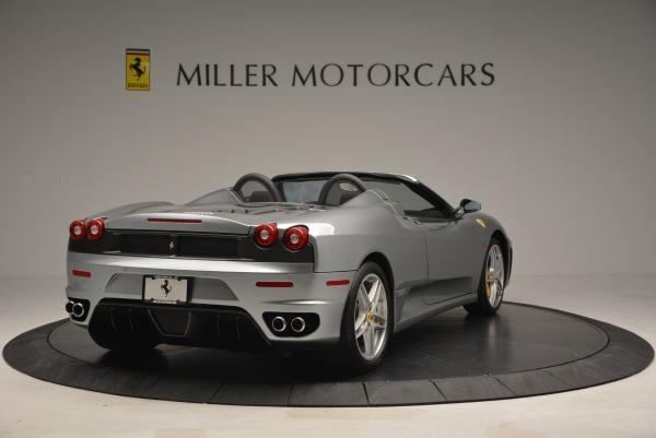 Used 2009 Ferrari F430 Spider F1 for sale Sold at Alfa Romeo of Greenwich in Greenwich CT 06830 7