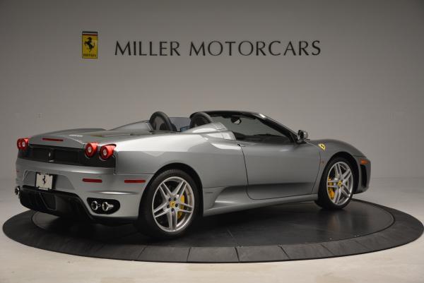 Used 2009 Ferrari F430 Spider F1 for sale Sold at Alfa Romeo of Greenwich in Greenwich CT 06830 8