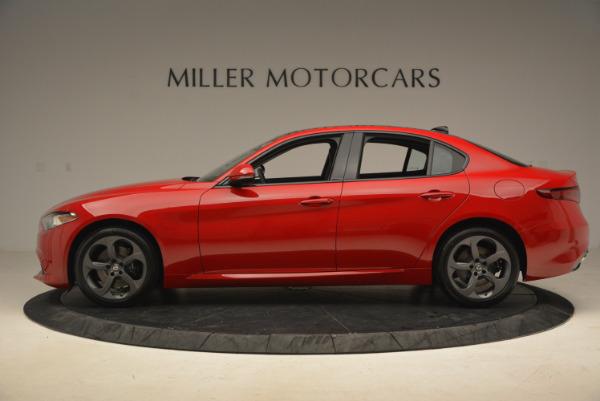 New 2017 Alfa Romeo Giulia Q4 for sale Sold at Alfa Romeo of Greenwich in Greenwich CT 06830 4
