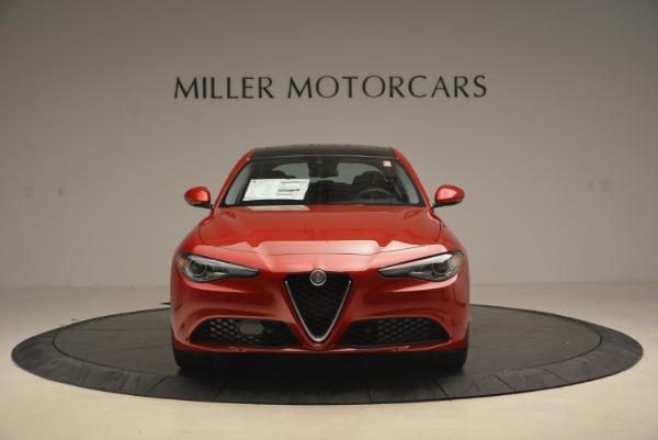 New 2017 Alfa Romeo Giulia Ti Q4 for sale Sold at Alfa Romeo of Greenwich in Greenwich CT 06830 12