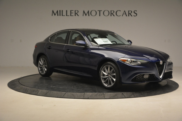 New 2017 Alfa Romeo Giulia Q4 for sale Sold at Alfa Romeo of Greenwich in Greenwich CT 06830 8