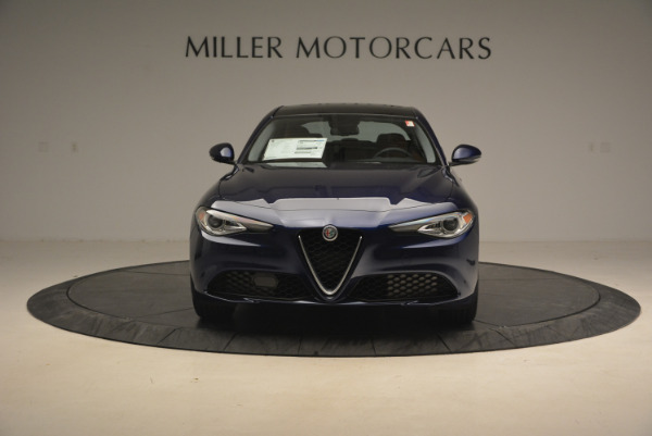 New 2017 Alfa Romeo Giulia Q4 for sale Sold at Alfa Romeo of Greenwich in Greenwich CT 06830 9