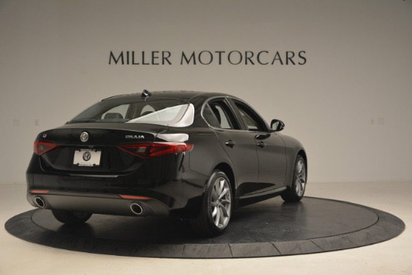 New 2017 Alfa Romeo Giulia Q4 for sale Sold at Alfa Romeo of Greenwich in Greenwich CT 06830 7