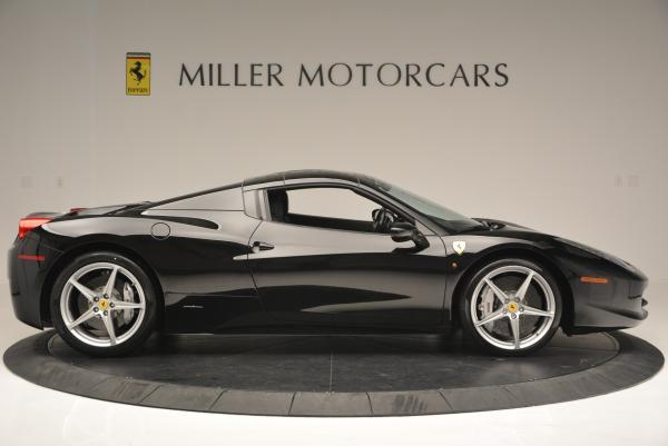 Used 2013 Ferrari 458 Spider for sale Sold at Alfa Romeo of Greenwich in Greenwich CT 06830 21