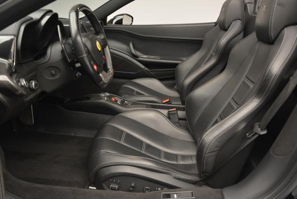 Used 2013 Ferrari 458 Spider for sale Sold at Alfa Romeo of Greenwich in Greenwich CT 06830 26