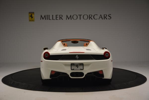 Used 2012 Ferrari 458 Spider for sale Sold at Alfa Romeo of Greenwich in Greenwich CT 06830 6
