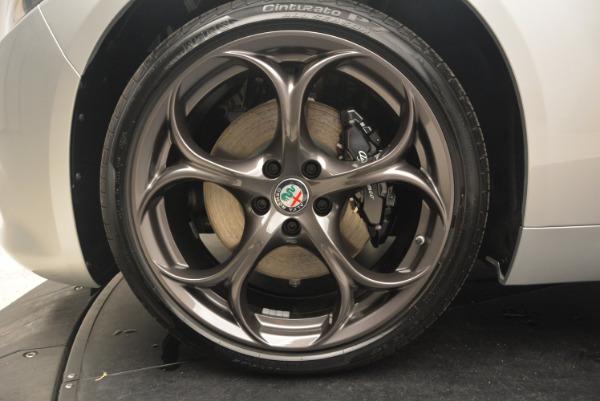 New 2017 Alfa Romeo Giulia Ti Sport Q4 for sale Sold at Alfa Romeo of Greenwich in Greenwich CT 06830 25