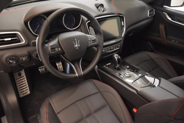 New 2017 Maserati Ghibli SQ4 S Q4 Nerissimo Edition for sale Sold at Alfa Romeo of Greenwich in Greenwich CT 06830 13