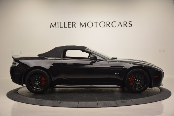 Used 2015 Aston Martin V12 Vantage S Roadster for sale Sold at Alfa Romeo of Greenwich in Greenwich CT 06830 15