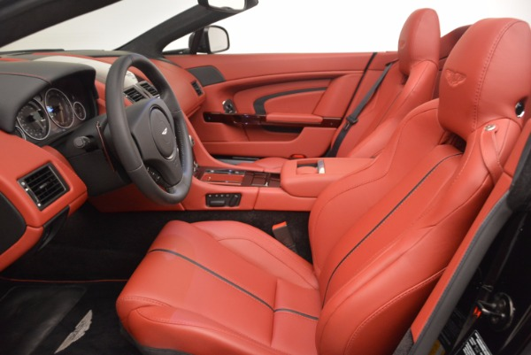 Used 2015 Aston Martin V12 Vantage S Roadster for sale Sold at Alfa Romeo of Greenwich in Greenwich CT 06830 20