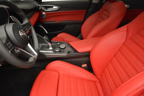 New 2017 Alfa Romeo Giulia Ti Q4 for sale Sold at Alfa Romeo of Greenwich in Greenwich CT 06830 14