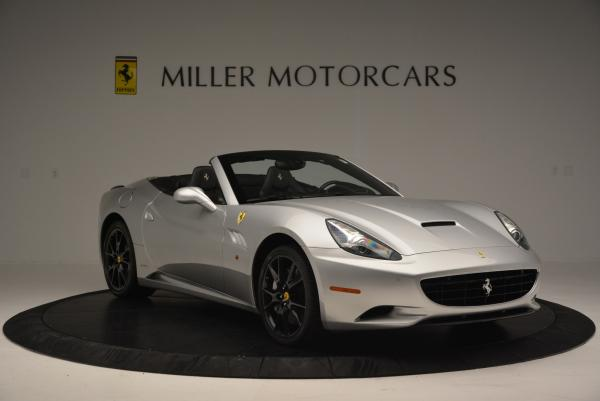 Used 2012 Ferrari California for sale Sold at Alfa Romeo of Greenwich in Greenwich CT 06830 11