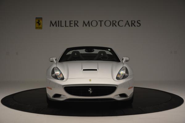 Used 2012 Ferrari California for sale Sold at Alfa Romeo of Greenwich in Greenwich CT 06830 12