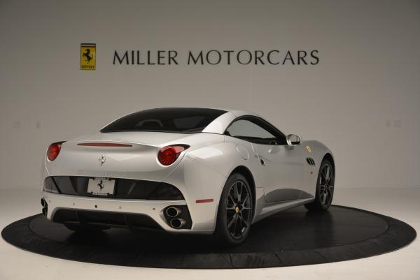 Used 2012 Ferrari California for sale Sold at Alfa Romeo of Greenwich in Greenwich CT 06830 19