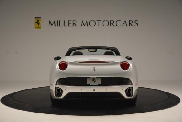 Used 2012 Ferrari California for sale Sold at Alfa Romeo of Greenwich in Greenwich CT 06830 6