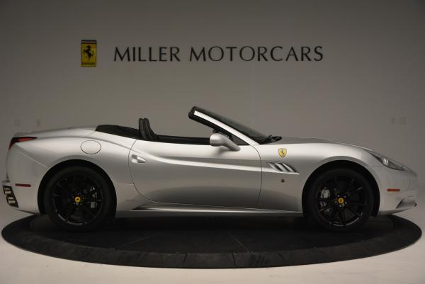 Used 2012 Ferrari California for sale Sold at Alfa Romeo of Greenwich in Greenwich CT 06830 9
