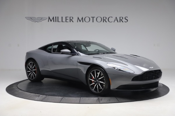 Used 2017 Aston Martin DB11 V12 for sale $149,900 at Alfa Romeo of Greenwich in Greenwich CT 06830 10