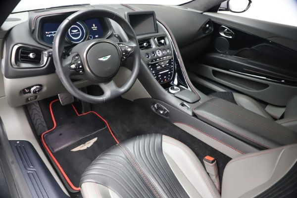 Used 2017 Aston Martin DB11 V12 for sale $149,900 at Alfa Romeo of Greenwich in Greenwich CT 06830 13