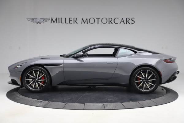 Used 2017 Aston Martin DB11 for sale $149,900 at Alfa Romeo of Greenwich in Greenwich CT 06830 2