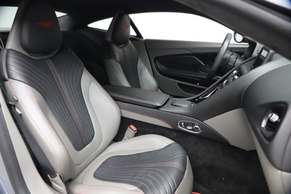 Used 2017 Aston Martin DB11 V12 for sale $149,900 at Alfa Romeo of Greenwich in Greenwich CT 06830 20