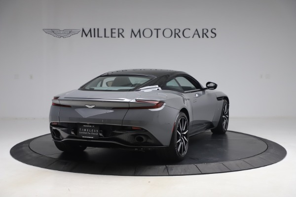 Used 2017 Aston Martin DB11 for sale $149,900 at Alfa Romeo of Greenwich in Greenwich CT 06830 6