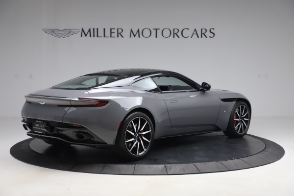 Used 2017 Aston Martin DB11 for sale $149,900 at Alfa Romeo of Greenwich in Greenwich CT 06830 7