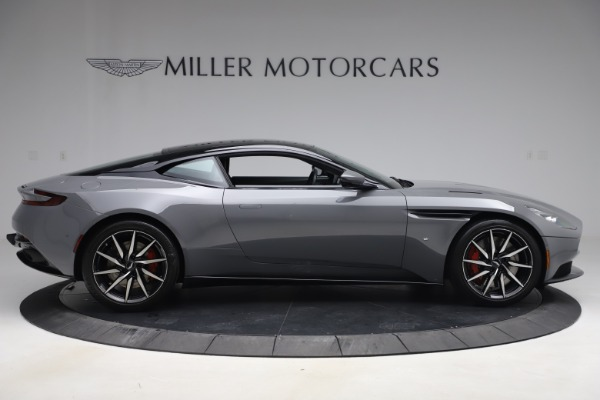 Used 2017 Aston Martin DB11 V12 for sale $149,900 at Alfa Romeo of Greenwich in Greenwich CT 06830 8