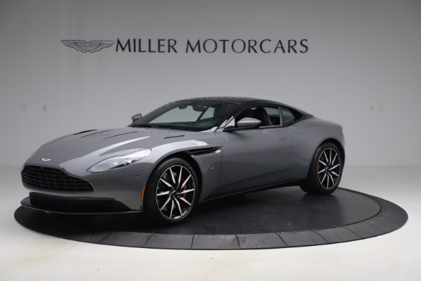 New 2017 Aston Martin DB11 for sale Sold at Alfa Romeo of Greenwich in Greenwich CT 06830 1