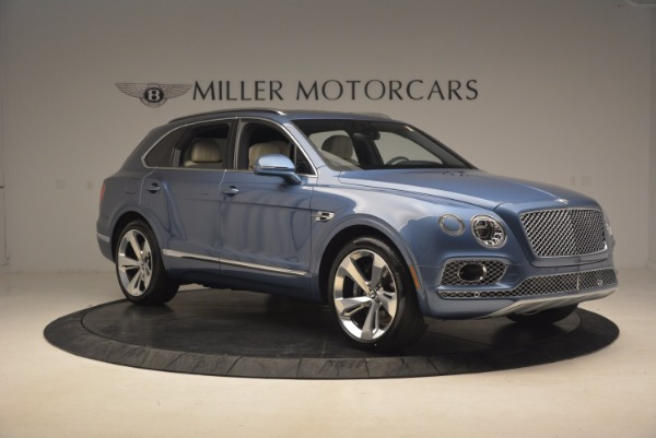 New 2018 Bentley Bentayga for sale Sold at Alfa Romeo of Greenwich in Greenwich CT 06830 10