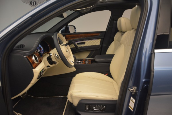 New 2018 Bentley Bentayga for sale Sold at Alfa Romeo of Greenwich in Greenwich CT 06830 23
