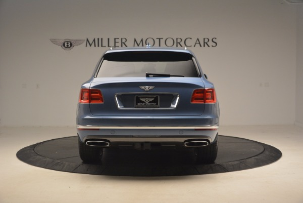 New 2018 Bentley Bentayga for sale Sold at Alfa Romeo of Greenwich in Greenwich CT 06830 6