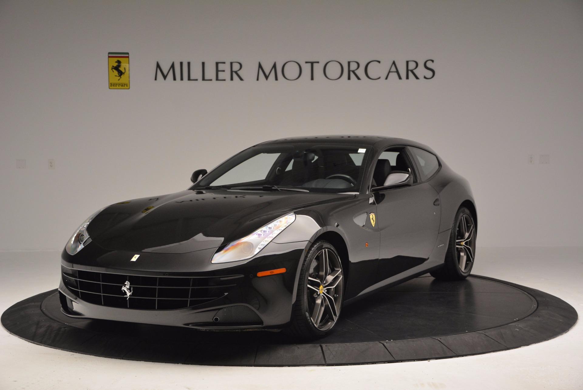 Used 2015 Ferrari FF for sale Sold at Alfa Romeo of Greenwich in Greenwich CT 06830 1