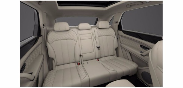 Used 2017 Bentley Bentayga W12 for sale Sold at Alfa Romeo of Greenwich in Greenwich CT 06830 8