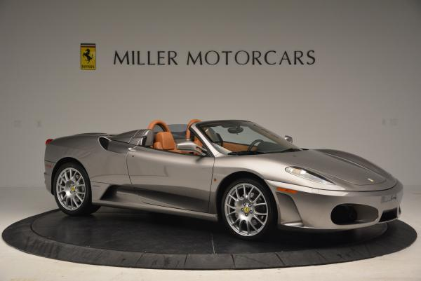 Used 2005 Ferrari F430 Spider 6-Speed Manual for sale Sold at Alfa Romeo of Greenwich in Greenwich CT 06830 10