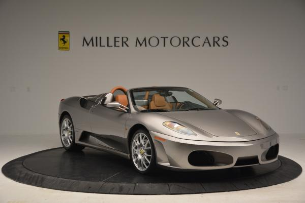 Used 2005 Ferrari F430 Spider 6-Speed Manual for sale Sold at Alfa Romeo of Greenwich in Greenwich CT 06830 11