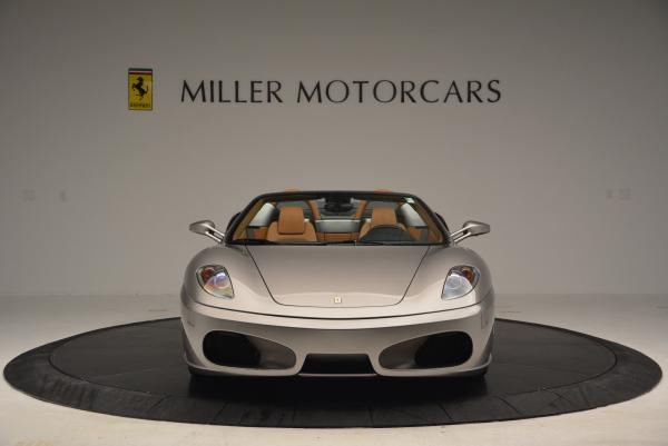Used 2005 Ferrari F430 Spider 6-Speed Manual for sale Sold at Alfa Romeo of Greenwich in Greenwich CT 06830 12