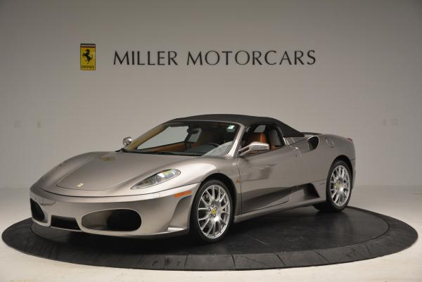 Used 2005 Ferrari F430 Spider 6-Speed Manual for sale Sold at Alfa Romeo of Greenwich in Greenwich CT 06830 13