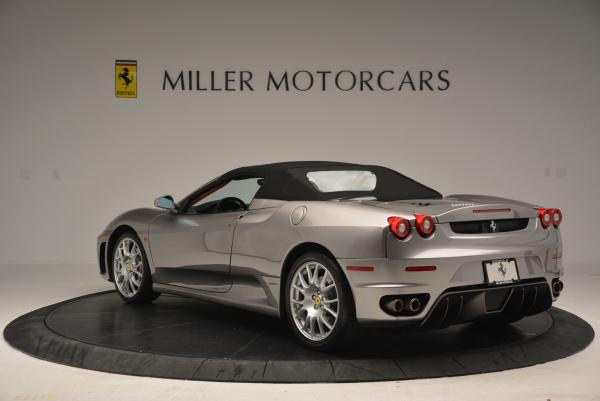 Used 2005 Ferrari F430 Spider 6-Speed Manual for sale Sold at Alfa Romeo of Greenwich in Greenwich CT 06830 17