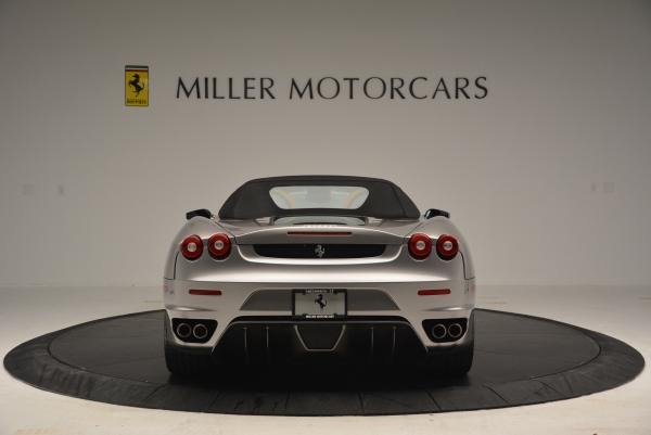 Used 2005 Ferrari F430 Spider 6-Speed Manual for sale Sold at Alfa Romeo of Greenwich in Greenwich CT 06830 18