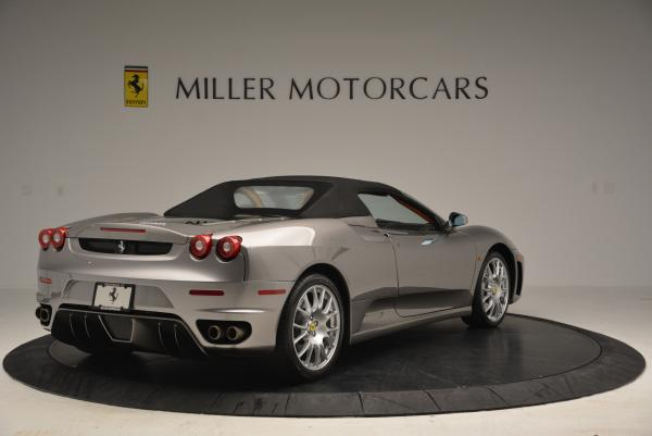 Used 2005 Ferrari F430 Spider 6-Speed Manual for sale Sold at Alfa Romeo of Greenwich in Greenwich CT 06830 19