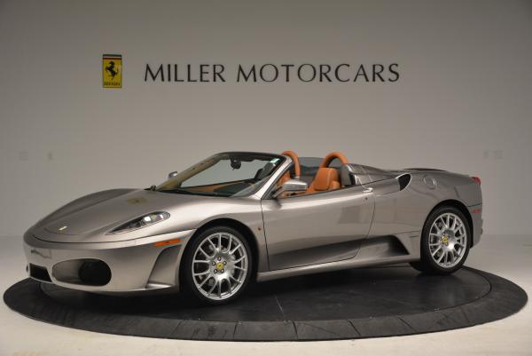 Used 2005 Ferrari F430 Spider 6-Speed Manual for sale Sold at Alfa Romeo of Greenwich in Greenwich CT 06830 2