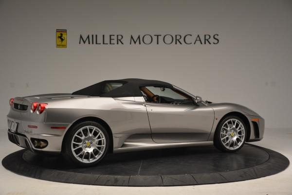 Used 2005 Ferrari F430 Spider 6-Speed Manual for sale Sold at Alfa Romeo of Greenwich in Greenwich CT 06830 20