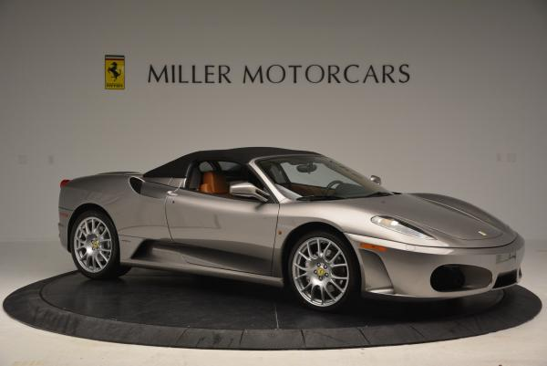 Used 2005 Ferrari F430 Spider 6-Speed Manual for sale Sold at Alfa Romeo of Greenwich in Greenwich CT 06830 22