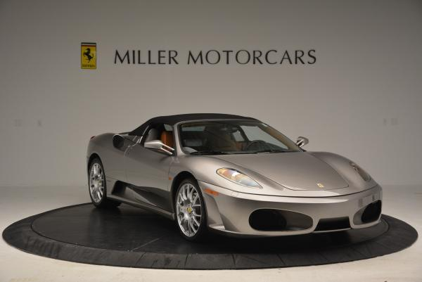 Used 2005 Ferrari F430 Spider 6-Speed Manual for sale Sold at Alfa Romeo of Greenwich in Greenwich CT 06830 23