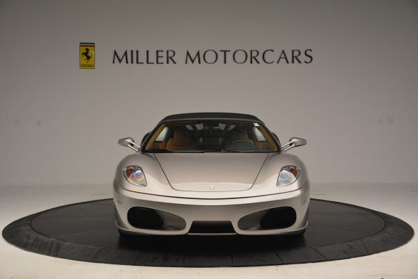 Used 2005 Ferrari F430 Spider 6-Speed Manual for sale Sold at Alfa Romeo of Greenwich in Greenwich CT 06830 24