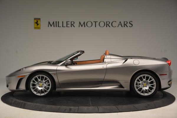 Used 2005 Ferrari F430 Spider 6-Speed Manual for sale Sold at Alfa Romeo of Greenwich in Greenwich CT 06830 3